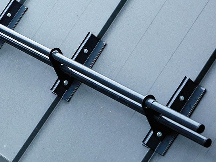 Parazapada cilindrica - Parazapada cilindrica 2m   2 Cilindri pentru tabla faltuita / tabla click