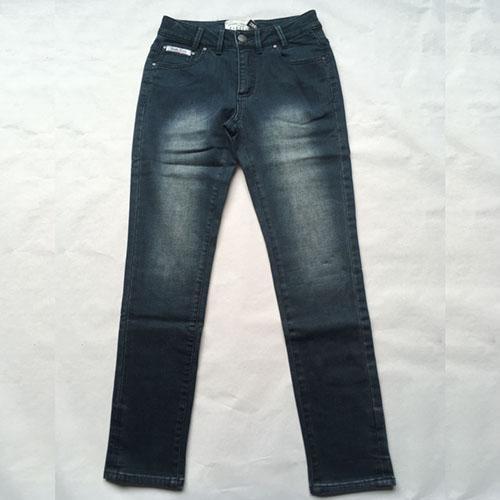 Pantalones vaqueros para mujer - Pantalones retro de mezclilla