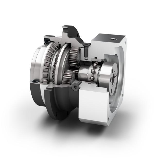Réducteur planétaire PFHE - Réducteur avec bride de sortie Economy - Denture droite - IP65 - NEUGART