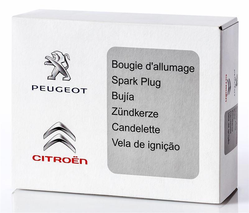 Original spare parts for Peugeot