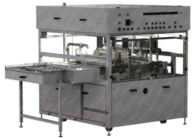 Bakery - machinery and equipment - СУРА-ГМ Glazing Machine