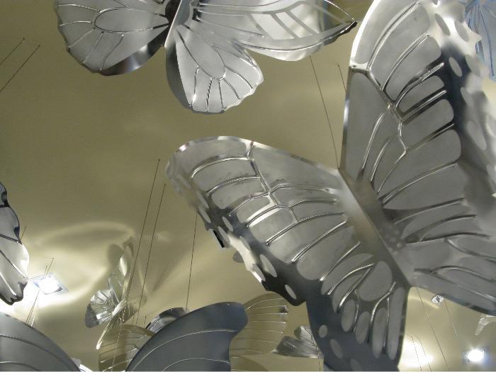 الفراشات -