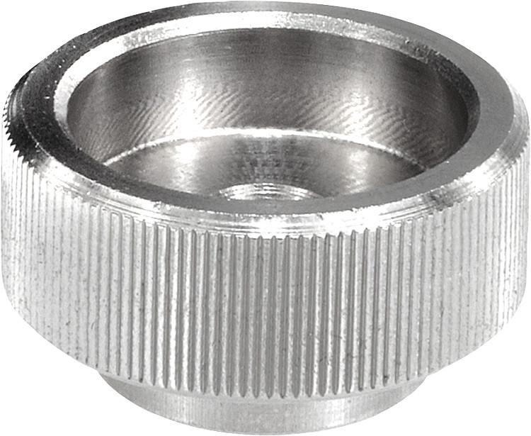 Knurled Knobs in stainless steel, DIN 6303, inch - K0137_IG Inch