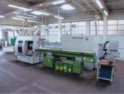 Der Produktionsprozess - Numerich drehmaschinen automaten - null