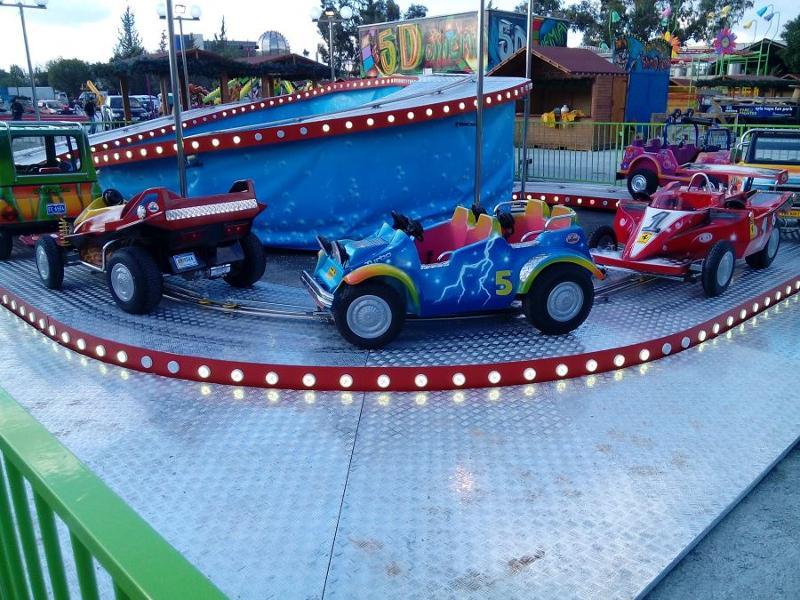 TRACK - Track Ride