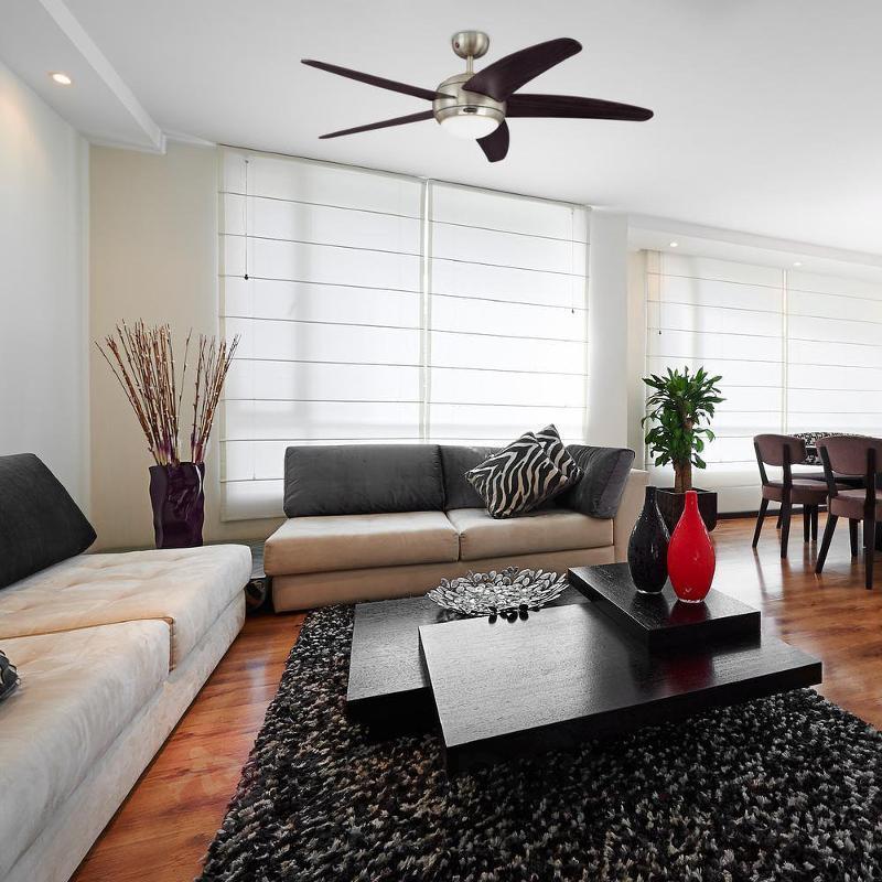 Ventilateur de plafond lumineux Bendan - Ventilateurs de plafond lumineux