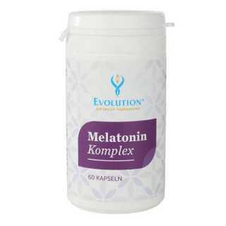 Melatonin 5mg 60 Capsules - null