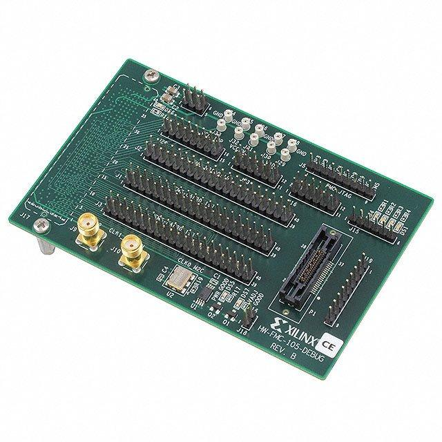 FMC XM105 CONNECTIVITY CARD - Xilinx Inc. HW-FMC-XM105-G