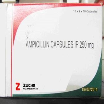 Ampicillin Capsules - Ampicillin Capsules
