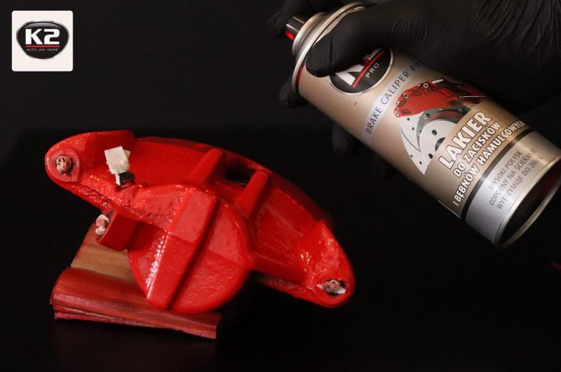 K2 BRAKE CALIPER PAINT 400 ML RED -