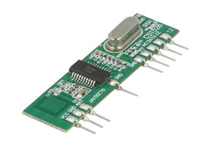 433.92MHz Receiver Module - ASK Superhet Receiver Module