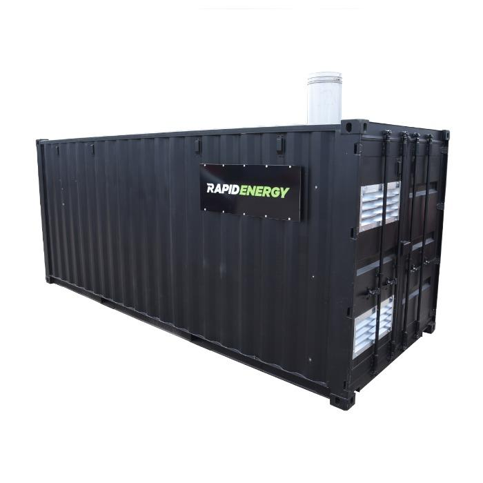 1.2MW Packaged Boiler  - Hire 1200kw Packaged Boiler