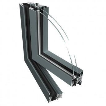 Ponzio PE 60 - Aluminiumfenster