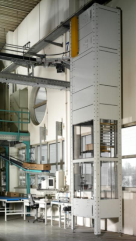 Vertical Lifts SPF1S, SPF1C