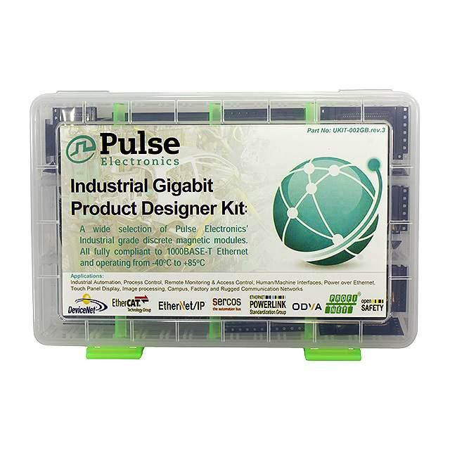 KIT ETHERNET 1000B-T INDUSTRIAL - Pulse Electronics Network UKIT-002GB