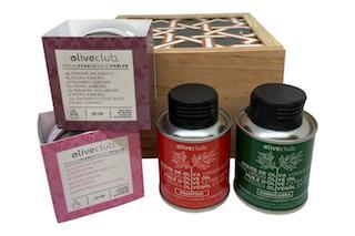 Caja De Madera Con Aunténtico Azulejo Sevillano Oliveclub - Caja de madera con tapa realizada con azulejo sevillano