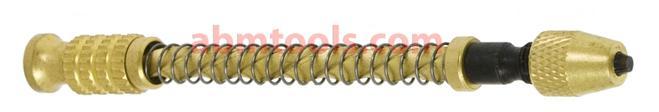 Mini Brass Drill Pin Vice