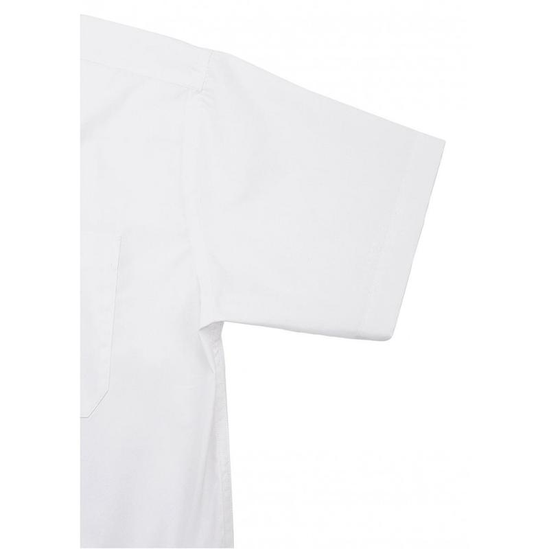 Chemise homme manches à ourlet Poplin