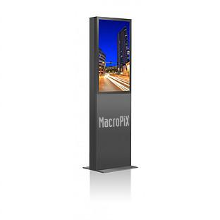 monitor, totem, videowall - LCD