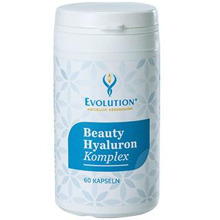 Beauty Hyaluron Complex 60 Capsules - null