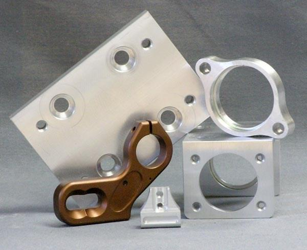 Precision machining parts China - Brass/Aluminum/Stainless steel machined part