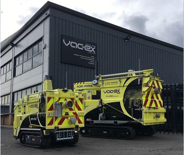 T-Vac / Air-Vac Vacuum Excavators - Vacuum Excavator -small
