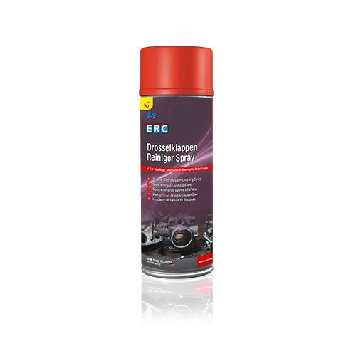 Throttle/Butterfly Valve Cleaning Spray - Solves major problems before they arise with little effort
