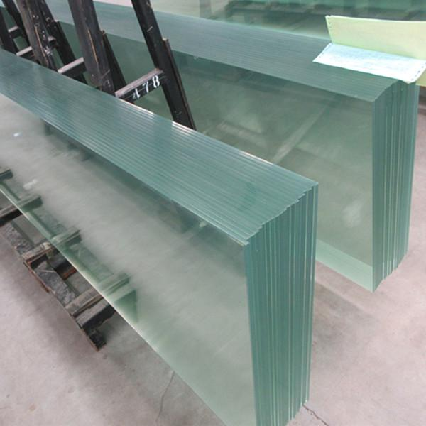 Laminated glass - 6.38mm-30mm