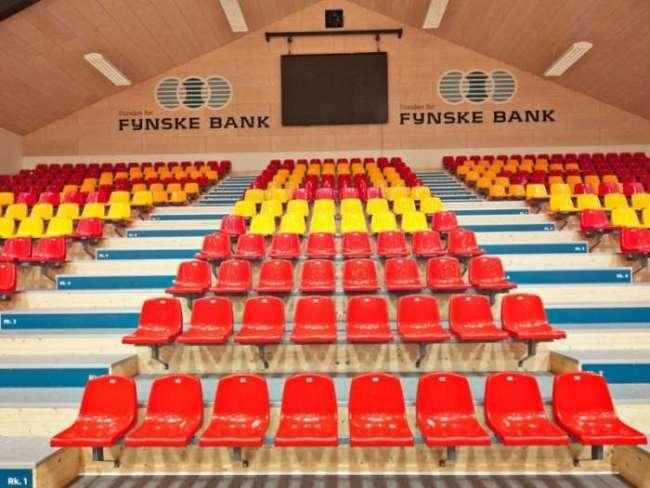 Stadionsitze WO-03 - Stadion Stuhl, Sitze für Sportanlagen, Sitzschale