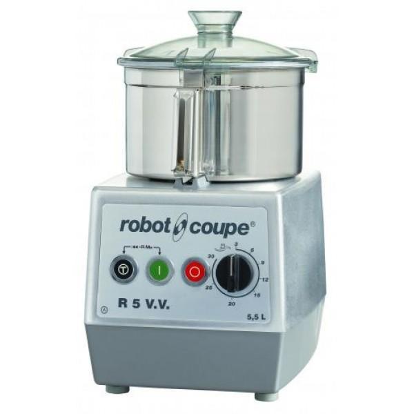 Cutters de table - R 5 V.V. - Cutter de table - ROBOT COUPE