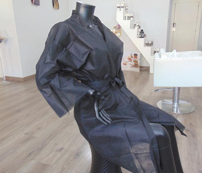 Kimonos Desechables Peluquería | Venta Batas Desechables - null