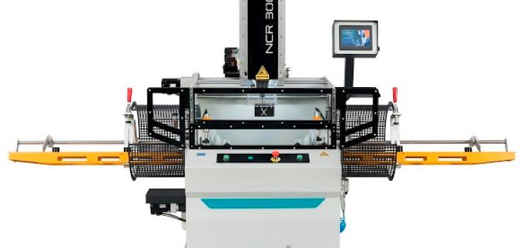 NCR 300 - 4 axis NC Router Machine - NC Routers