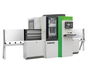 Boring and Inserting machines - BREMA EKO 2.1