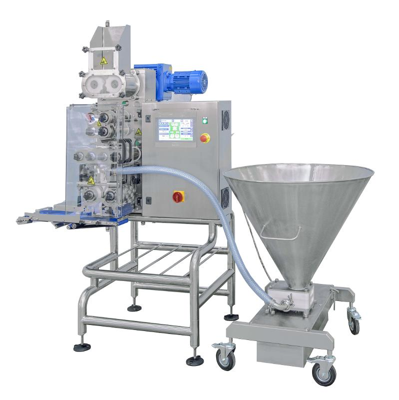 AP510 Automatic filled pasta forming machine  - AUTOMATIC STUFFED PASTA MAKING MACHINES