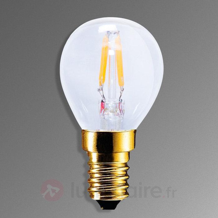 Ampoule LED à filament E14 2,2W 922 - Ampoules LED E14