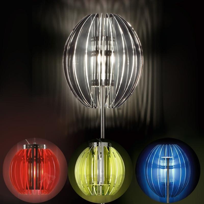Magnifique lampadaire PLANET - Lampadaires design
