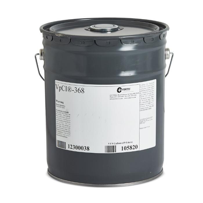 Cortec VPCI 368 - Revestimento Temporário à Base de Solvente