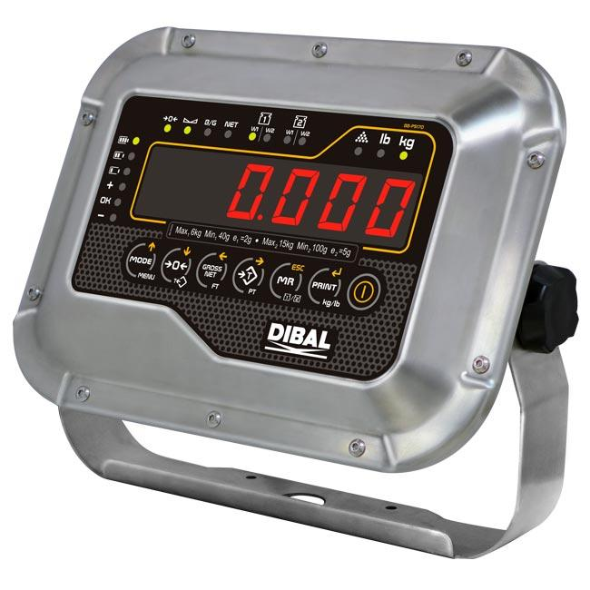 DMI Series - Weight indicators