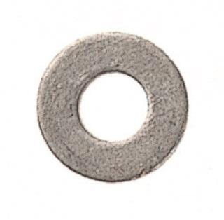 FLAT WASHER IN IRON DIN 125/A - Professional screws