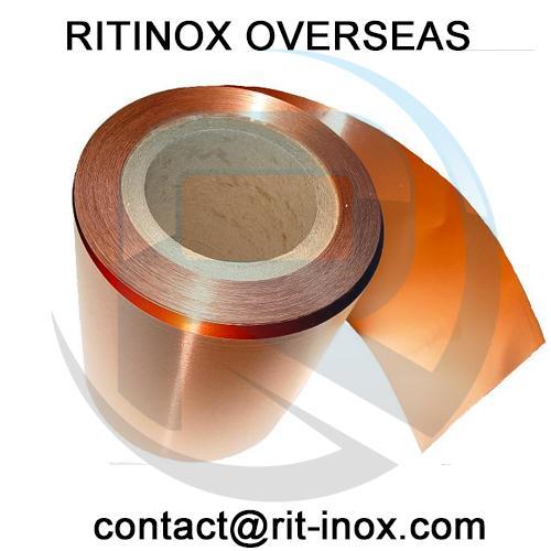 Cupro Nickel Slitting Coil -