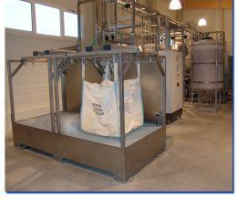 Plants Special-purpose Solutions - Big-Bag Separation