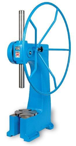 Machines : Presses manuelles - Crémaillère - 50 HR