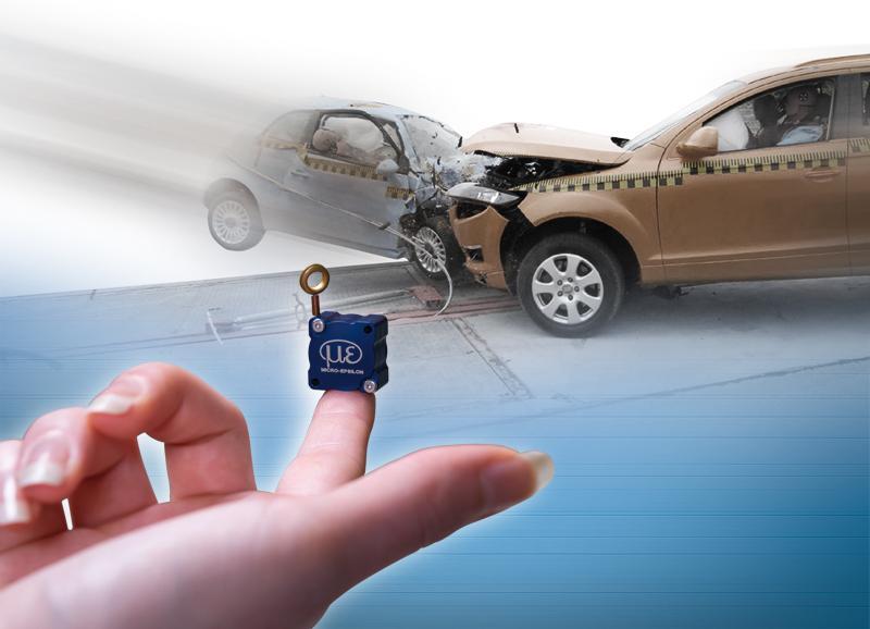 Miniature draw-wire sensor - wireSENSOR MT
