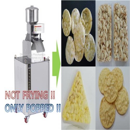 Máquina de pastel de maíz(Máquina de la torta del arroz) - Fabricante de Corea