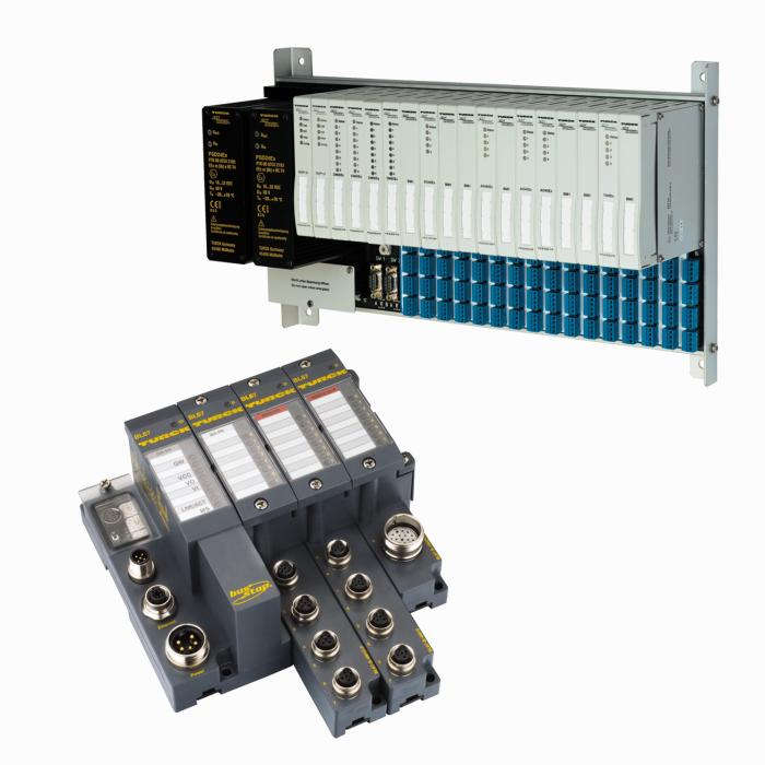 Fieldbus Technology - I/O Systems