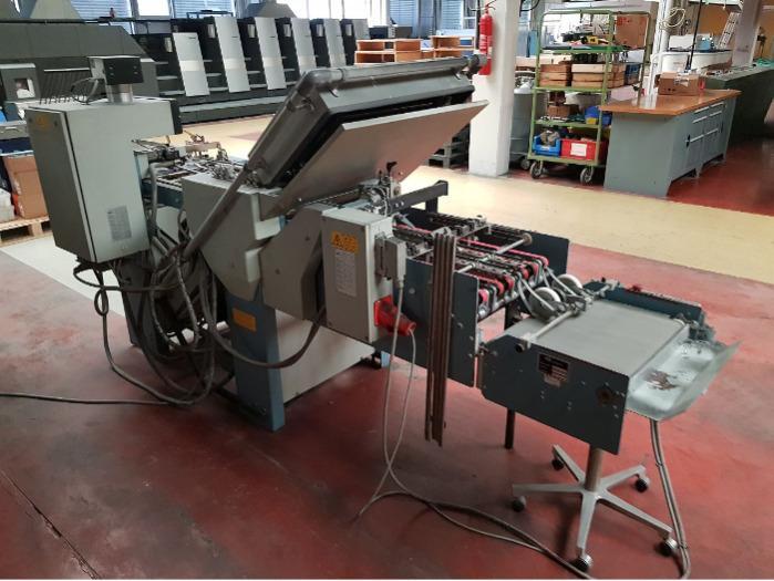 MBO T 45/4-X - F - Used Machine