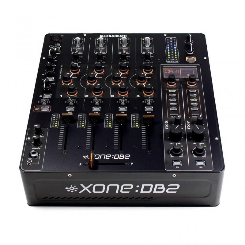 DJ-Mixer - Allen & Heath Xone:DB2
