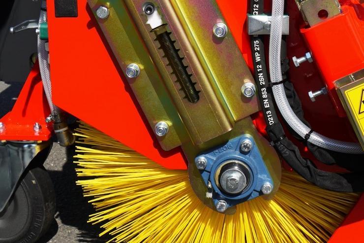 Sweeper  - K 600