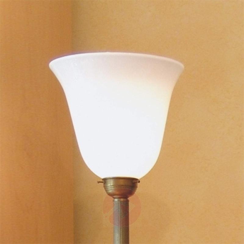 HENRIETTE antique floor lamp - design-hotel-lighting