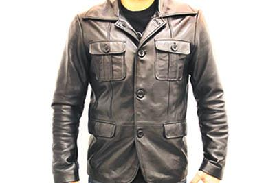 Men's Leather jackets - Pure leather jackets